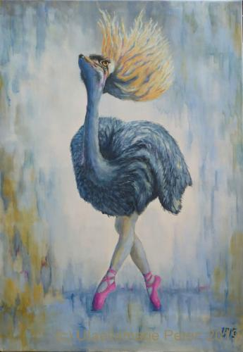 Blue Swan-2019-Januar-70-100-cm